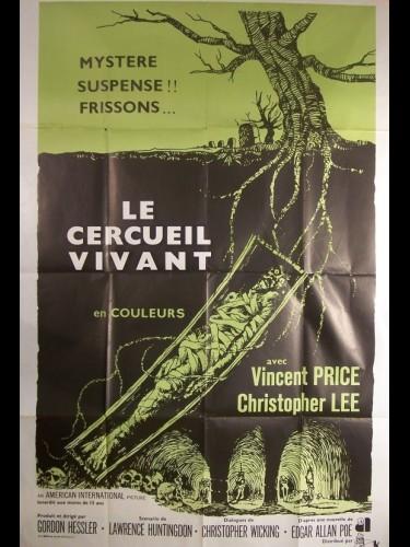 CERCUEIL VIVANT (LE) - THE OBLONG BOX