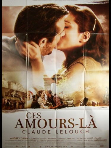 Affiche du film CES AMOURS LA - WHAT LOVE MAY BRING