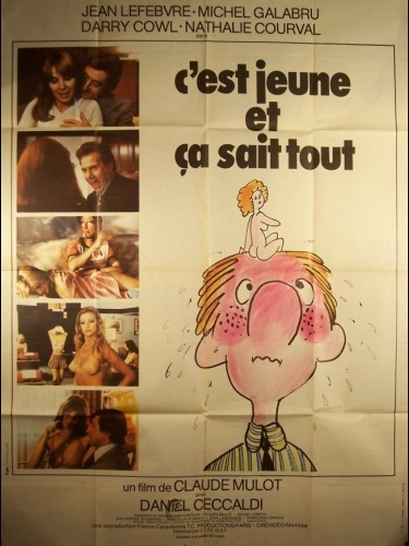 Affiche du film C'EST JEUNE ET CA SAIT TOUT