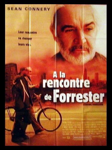 Affiche du film A LA RENCONTRE DE FORRESTER - FINDING FORRESTER