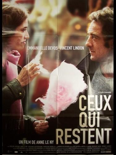 Affiche du film CEUX QUI RESTENT - THOSE WHO REMAIN