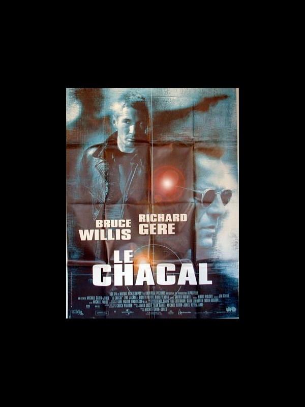 Affiche du film CHACAL (LE)