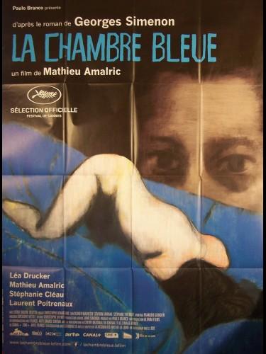 Affiche du film CHAMBRE BLEUE (LA)