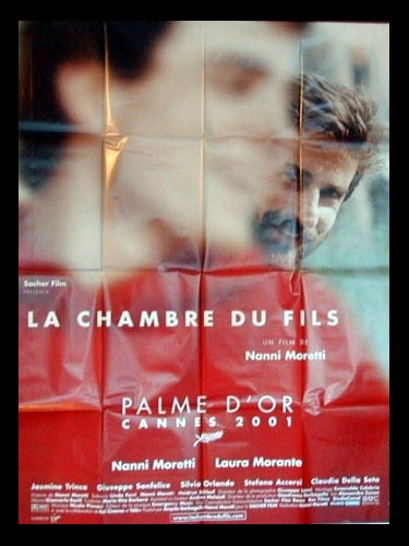 Affiche du film CHAMBRE DU FILS (LA) - SON'S ROOM (THE)