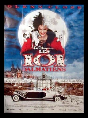 Affiche du film 101 DALMATIENS (LES ) (LE FILM)