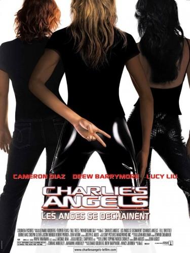 Affiche du film CHARLIE'S ANGELS 2 : LES ANGES SE DÉCHAINENT DROLES DE DAMES