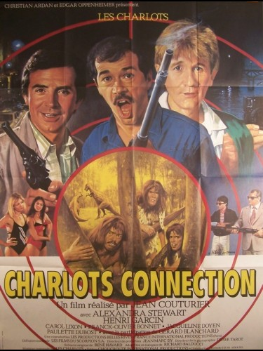 Affiche du film CHARLOTS CONNECTIONS