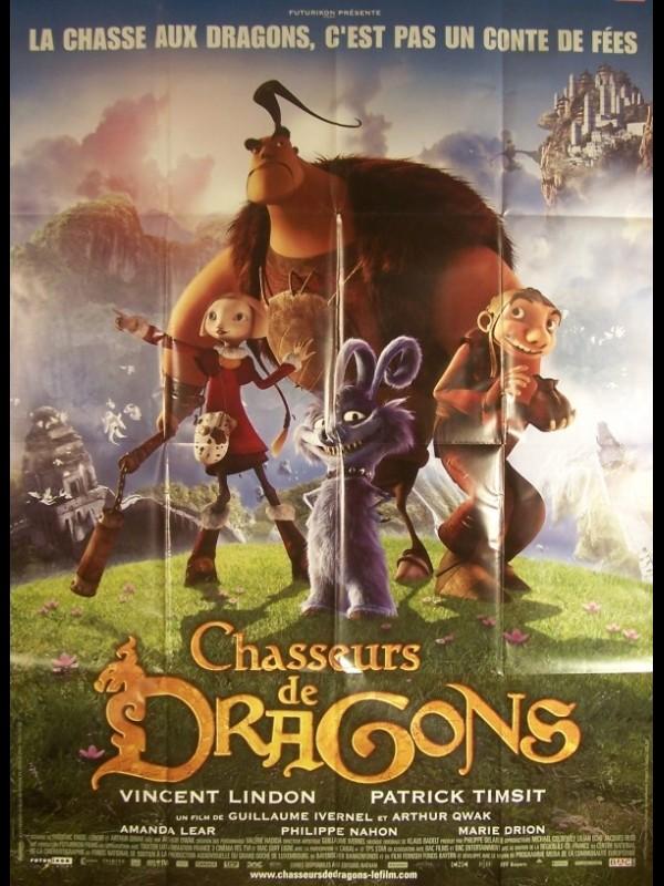 Affiche du film CHASSEURS DE DRAGONS
