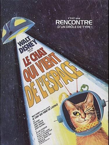 CHAT QUI VIENT DE L'ESPACE (LE) - CAT FROM OUTER SPACE (THE)