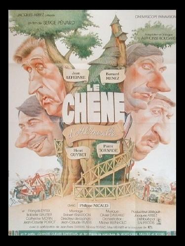 Affiche du film CHENE D'ALLOUVILLE (LE)