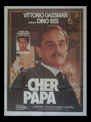 Affiche du film CHER PAPA - CARO PAPÀ