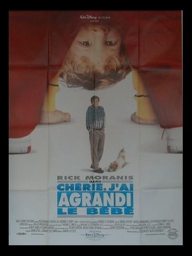Affiche du film CHERIE J'AI AGRANDI LE BEBE