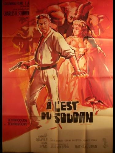 Affiche du film A L'EST DU SOUDAN - EAST OF SUDAN