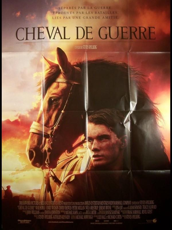 Affiche du film CHEVAL DE GUERRE - WAR HORSE