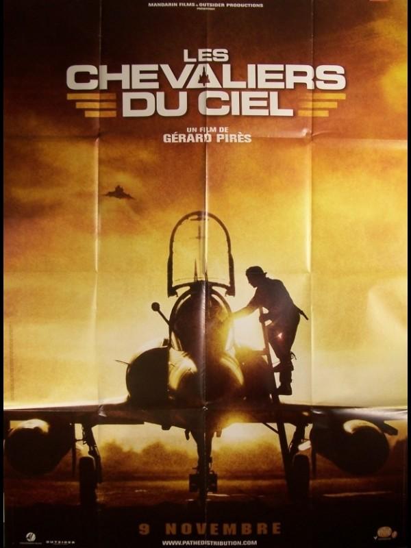 Affiche du film CHEVALIERS DU CIEL (LES)