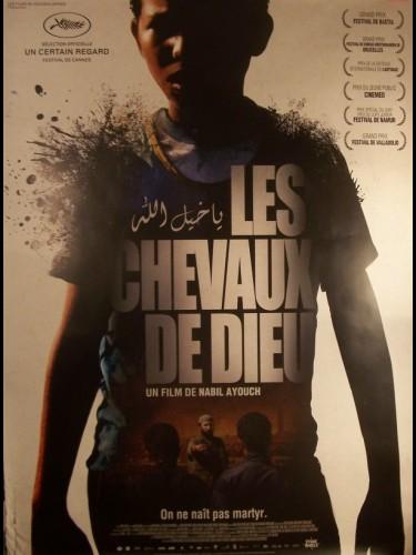 Affiche du film CHEVAUX DE DIEU (LES)