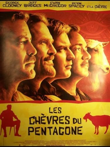 CHEVRES DU PENTAGONE (LES) - THE MEN WHO STARE AT GOATS