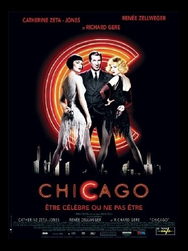 Affiche du film CHICAGO - CHICAGO