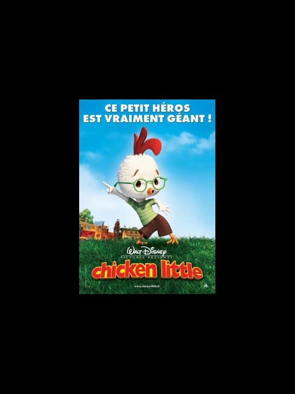 Affiche du film CHICKEN LITTLE - CHICKEN LITTLE
