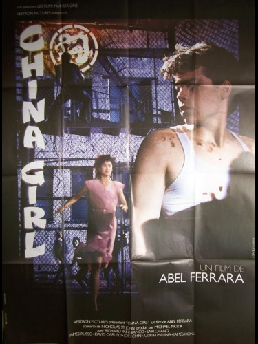 Affiche du film CHINA GIRL