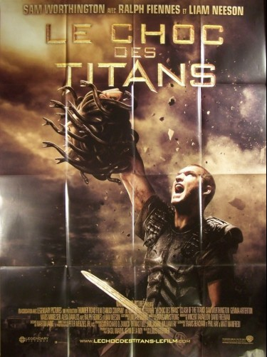 CHOC DES TITANS (LE) - CLASH OF THE TITANS