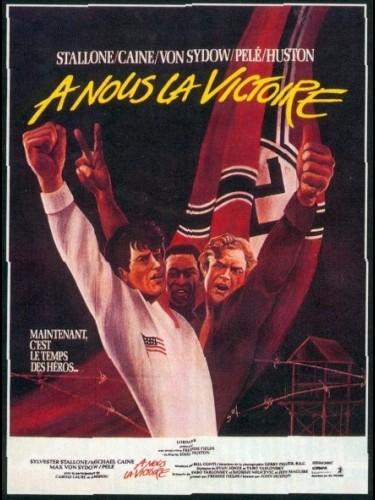 Affiche du film A NOUS LA VICTOIRE