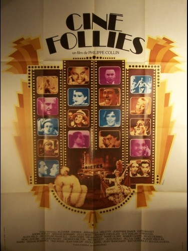 Affiche du film CINE-FOLLIES