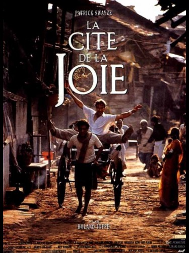 Affiche du film CITE DE LA JOIE (LA) - CITY OF JOY