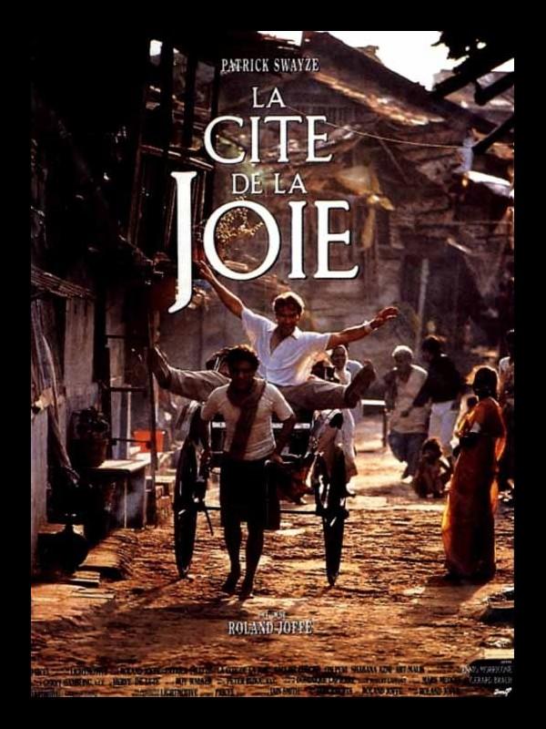Affiche du film CITE DE LA JOIE (LA) - CITY OF JOY