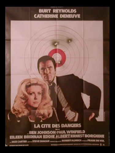 Affiche du film CITE DES DANGERS (LA) - HUSTLE
