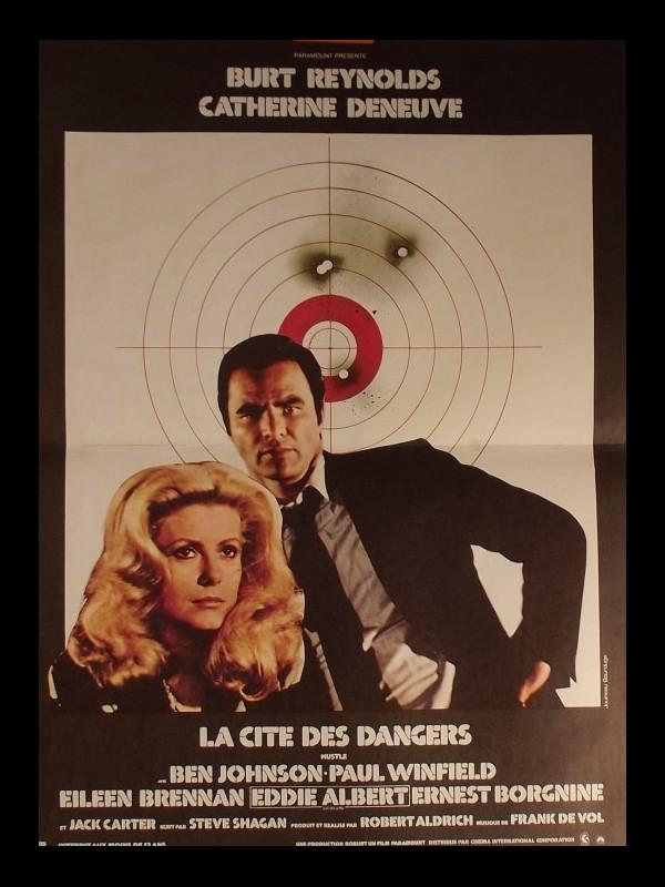 Affiche du film CITE DES DANGERS (LA) - USTLE