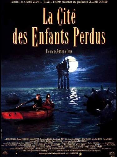 Affiche du film CITE DES ENFANTS PERDUS (LA)