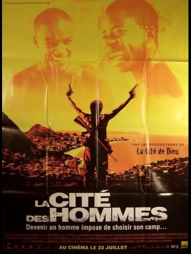 Affiche du film CITE DES HOMMES (LA)