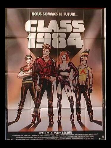 Affiche du film CLASS 84