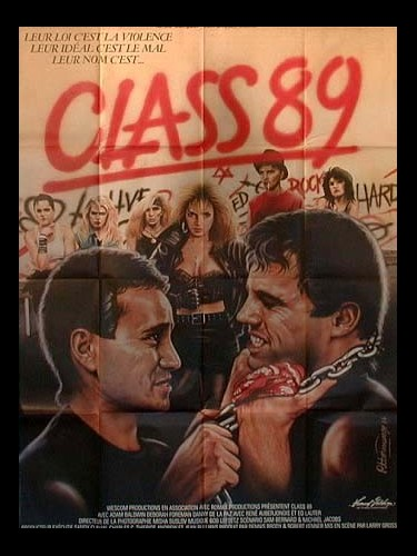 Affiche du film CLASS 89