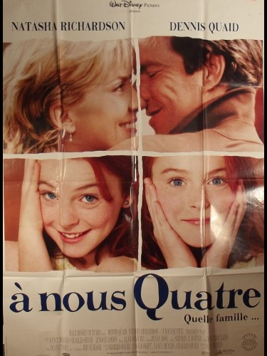 Affiche du film A NOUS QUATRE - THE PARENT TRAP