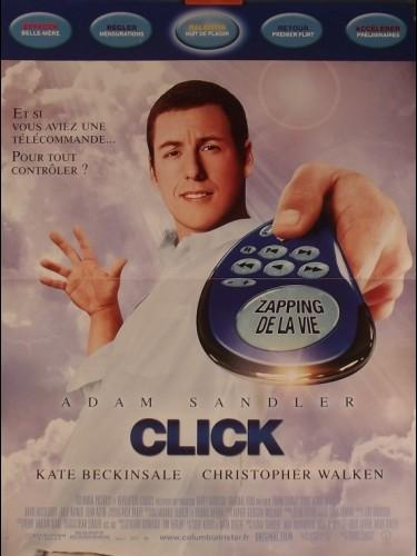 Affiche du film CLICK