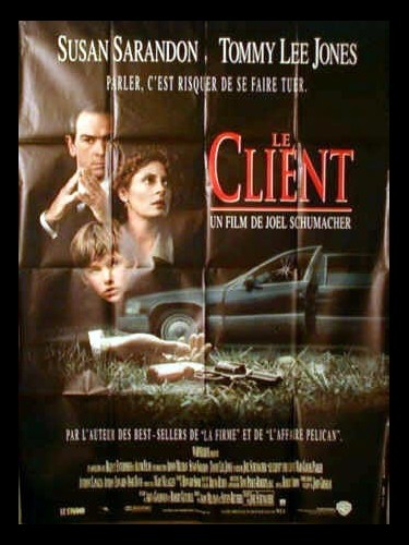 Affiche du film CLIENT (LE) - THE CLIENT