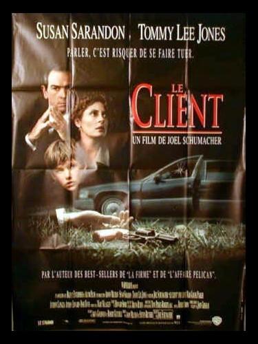 Affiche du film CLIENT (LE) - THE CLIENT