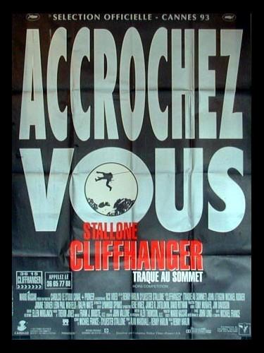 Affiche du film CLIFFANGHER -SPECIALE-