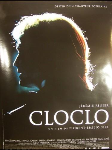 Affiche du film CLOCLO (AFFICHE ROULÉE)
